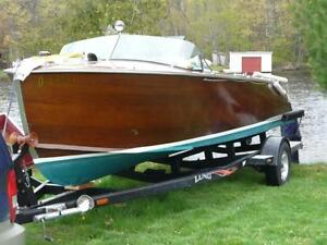 AWESOME DEAL, NEW PRICE- Beautiful Antique 1953 Seabird For Sale