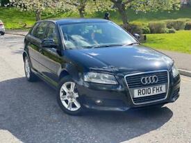 image for  2010 Audi A3 1.6 TDI Sportback, 2 Previous Owners ,2 Keys + Low Miles 94632