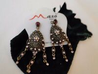 *CHARITY SALE* Beautiful EARRINGS from France , perfect condition