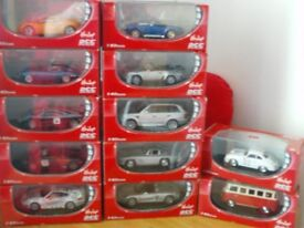 Die cast Collection, 1:43 - EXCELLANT Christmas gift