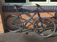 Cannondale SS 29er with Alfine 8 speed hub. Think Bad Boy but better