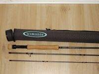 Vision Nite Catapult 10ft 7/8wt fly rod mint