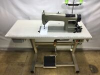 Sunstar KM-123A single needle flat bed Industrial Sewing Machine