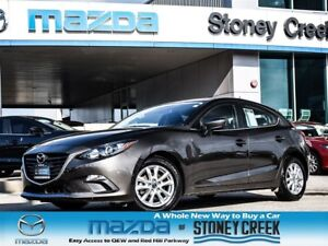 2014 Mazda MAZDA3 SPORT GS MANUAL,LOW KM,HEATED+CRUISE,1 OWNER,A