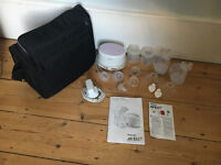 Philips Advent SCF334 Breast Pump