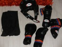 T Sport Martial Art childs sparing kit