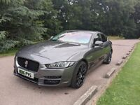 Jaguar xe 2ltr diesel with add-blu,free tax, cat s but fully repaired £9250ono px poss