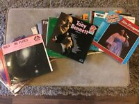 LPs job lot jazz and classical good condition
