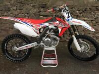 Honda crf450 2016 model motocross bike