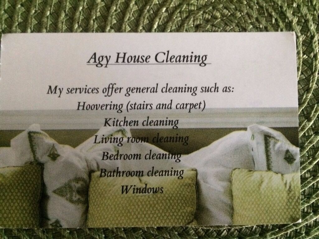 agy house cleaning in yardley west midlands gumtree image 1 of 2