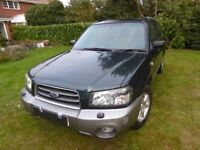 Subaru Forester - Good condition for age!! MOT until 2 May 2018