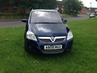 Vauxhall zafira Elite 2008 2L diesel low mileage excellent drive hpi clear