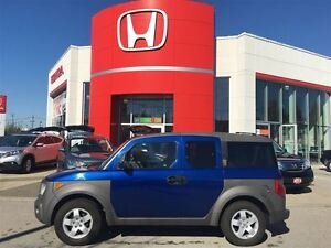 2004 Honda Element w/Y Pkg - Local!