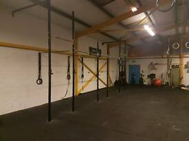 24 ft Again Faster Wall Mounted Rig
