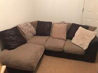 Corner sofa only £30