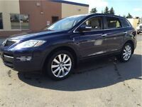 2007 Mazda CX-9 GT AWD LEATHER/SUNROOF/7 PASS