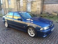 2002 BMW 530D M SPORT AUTO *XENONS* *LEATHERS* FSH IMMACULATE E39 E46 330D 12 MONTHS MOT X2 KEYS
