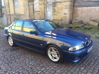 2002 BMW 530D M SPORT AUTO *XENONS* *LEATHERS* FSH IMMACULATE E39 E46 330D 12 MONTHS MOT X2 KEYS