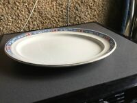 12.5 Inch Serving Plate