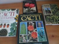 Cacti & Succulent Books & gardening books
