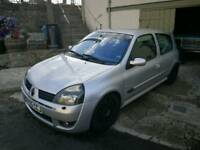 Renault Clio 182 FF 2005 Modified