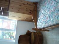 Small room in family home in Dartington