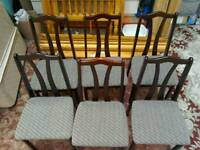 Dinning room chairs 6 #33654 £40