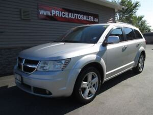 2010 Dodge Journey R/T-HEATED LEATHER-SUNROOF-REMOTE START!!