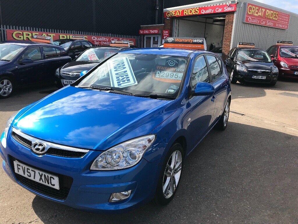 Hyundai Warranty Check >> Hyundai I30 5 Door Hatchback Full Mot And 3 Months Warranty In Hull East Yorkshire Gumtree