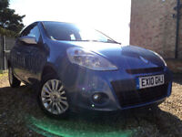 2010 RENAULT CLIO I-MUSIC, ONLY 70K, WILL BE SOLD WITH 12 MONTHS MOT, NICE AND CLEACN, L@@K!!!