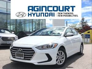 2017 Hyundai Elantra LE/HEATED SEATS/BLUETOOTH/ONE OWNER/ONLY 16
