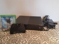 Xbox One Console 500GB + Star Wars Battlefront