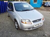 2006 CHEVROLET KALOS 1.2L **OCT 2018 MOT**3 MONTHS WARRANTY