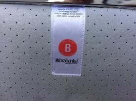 Ironing Board with Steam Rest, 124 x 38cm, Brabantia