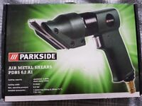PARKSIDE PDBS 6.2 A1 Air Metal Shears