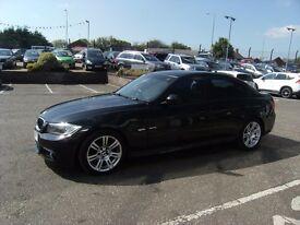 2009 09 BMW 3 SERIES 2.0 318D M SPORT 4D 141 BHP **** GUARANTEED FINANCE **** PART EX WELCOME ****