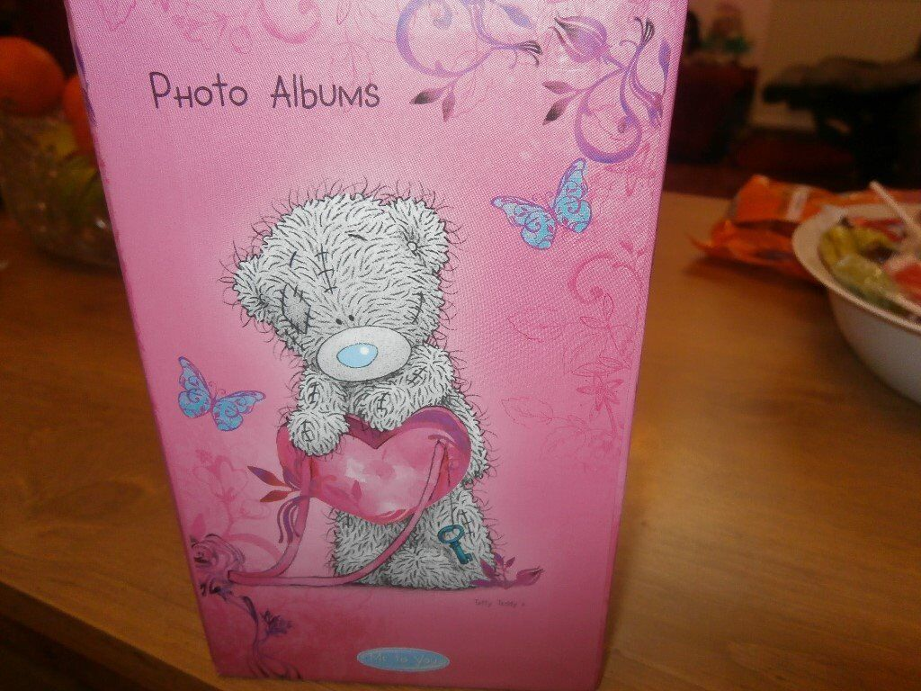 ME TO YOU PHOTO ALBUMS