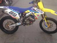 Rmz 250 2009 1 off bike ££££££spent