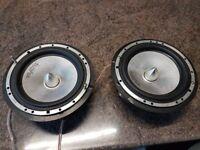 inphase xt6c car door speakers