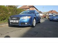 2006 Audi A4 estate tdi 140 s line