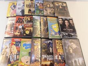 DVD SALE - 20 FOR $20