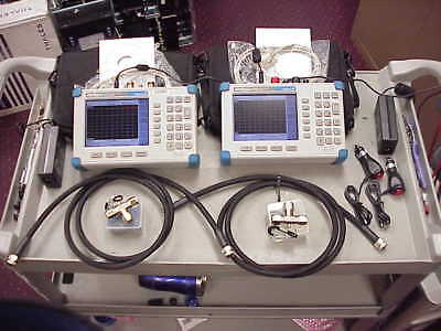 Anritsu Mt8212b Cellmaster Cable Antenna Base Station Analyzer Lot Sale 2