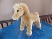 Free standing soft pony