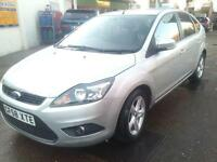 FORD FOCUS 1.6 Ltrs ZETEC 5Doors Hatchback ,2009(58)REG