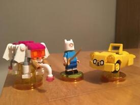 Lego dimensions adventure time set