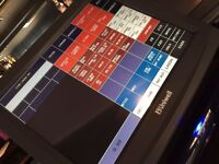 Epos Uniwell DX915 15' TouchScreen 4 Fast Food Restaurant Pub Cafe Chip Shop Takeaway Hospitality