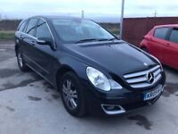Mercedes-Benz R Class 3.0 R320 CDI SE 7G-Tronic 5dr (5 seats)£7,500 p/x welcome