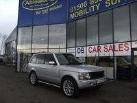 2004 T LAND ROVER RANGE ROVER 2.9 TD6 VOGUE 5d 175 BHP *** GUARANTEED FINANCE ***