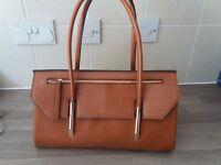 Fiorelli tan shoulder bag vgc