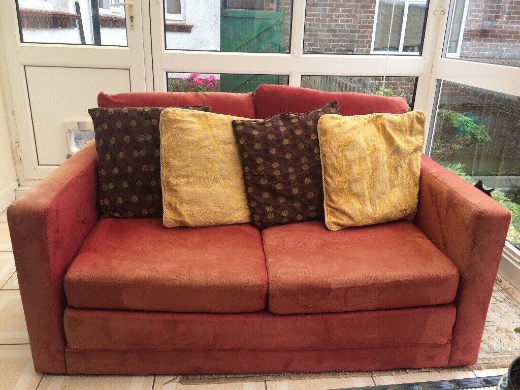 Pleasant Small Two Person Sofa Bed Free In Scarborough North Gamerscity Chair Design For Home Gamerscityorg